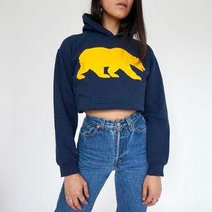 UC Berkeley Cal Vintage Pullover Sweatshirt